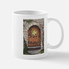 Arched Door Mug