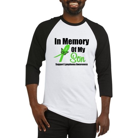 In Memory of My Son Baseball Jersey