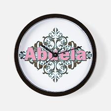 Abuela Spanish Crest Wall Clock