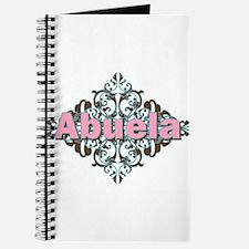 Abuela Spanish Crest Journal