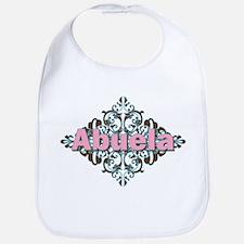 Abuela Spanish Crest Bib