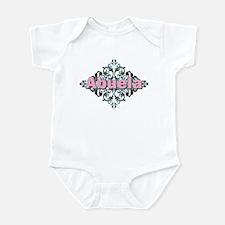 Abuela Spanish Crest Infant Bodysuit