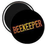 Beekeeper Stamp Magnet