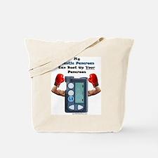 Plastic Pancreas Tote Bag