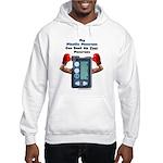 Plastic Pancreas Hooded Sweatshirt