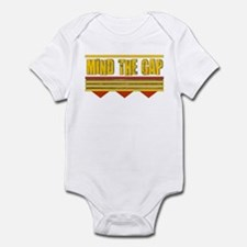 Mind The Gap Infant Bodysuit