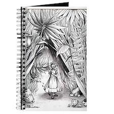 Alice in the Garden Journal