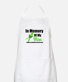 In Memory of My Mom BBQ Apron