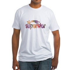 Destroyed Distressed Supersta Shirt