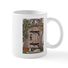 English Tudor Door Mug
