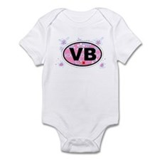 Virginia Beach VA Infant Bodysuit