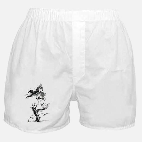 Space Vixen Boxer Shorts