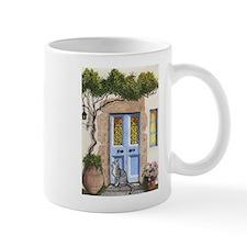 Greek Door Mug