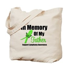 In Memory of My Father Tote Bag