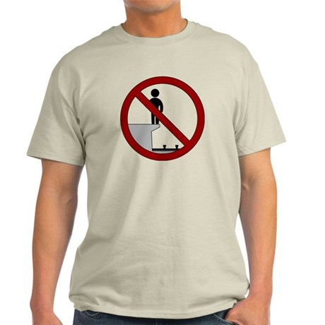 Mind the Great Big Gap Light T-Shirt