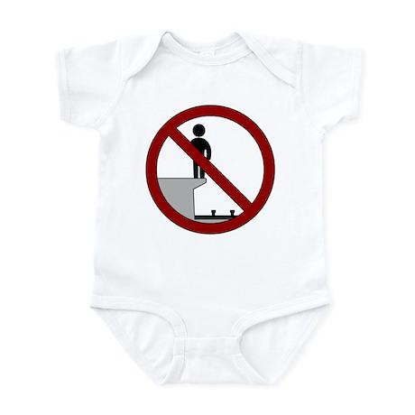Mind the Great Big Gap Infant Bodysuit