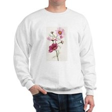 Pink Cosmos Sweatshirt