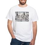 Lovers White T-Shirt