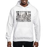 Lovers Hooded Sweatshirt