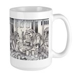Lovers Large Mug