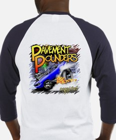 Pavement Pounders Baseball Jersey