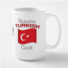 Genuine Turkish Cook Large Mug