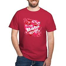 I Love You Baba T-Shirt