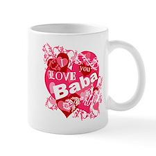 I Love You Baba Mug