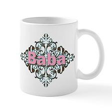 Grandma Baba Name Crest Mug