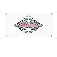 Grandma Baba Name Crest Banner
