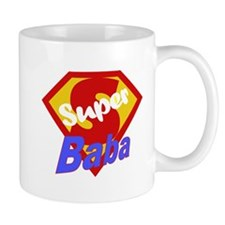 Super Baba Small Mug