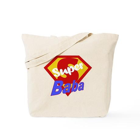 Super Baba Tote Bag
