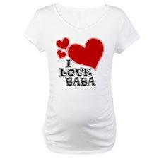 I Love Baba Shirt