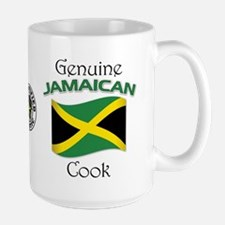 Genuine Jamaican Cook Mug