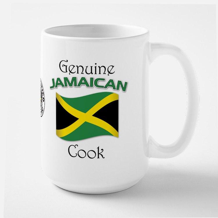 Genuine Jamaican Cook Mug