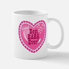 Best Baba Ever Small Small Mug