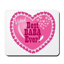 Best Baba Ever Mousepad