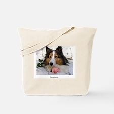 Sheltie Sweetness Tote Bag