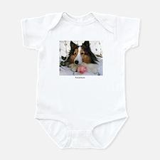 Sheltie Sweetness Infant Bodysuit