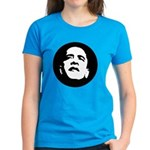 Obama Face Women's Dark T-Shirt