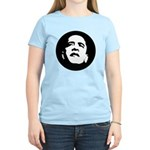 Obama Face Women's Light T-Shirt