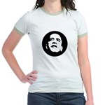 Obama Face Jr. Ringer T-Shirt