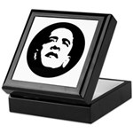 Obama Face Keepsake Box