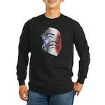 Barack Obama Signature Long Sleeve Dark T-Shirt