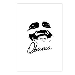 Barack Obama Signature Postcards (Package of 8)