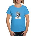 Obama Power Women's Dark T-Shirt