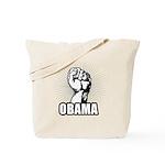 Obama Power Tote Bag