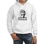 Obama Power Hooded Sweatshirt