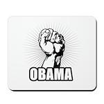 Obama Power Mousepad