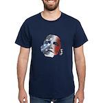 Obama Stars and Stripes Dark T-Shirt